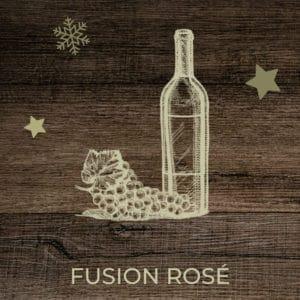 Fusion rosé-Wein bestellen und liefern lassen vom Gänsetaxi Göttingen