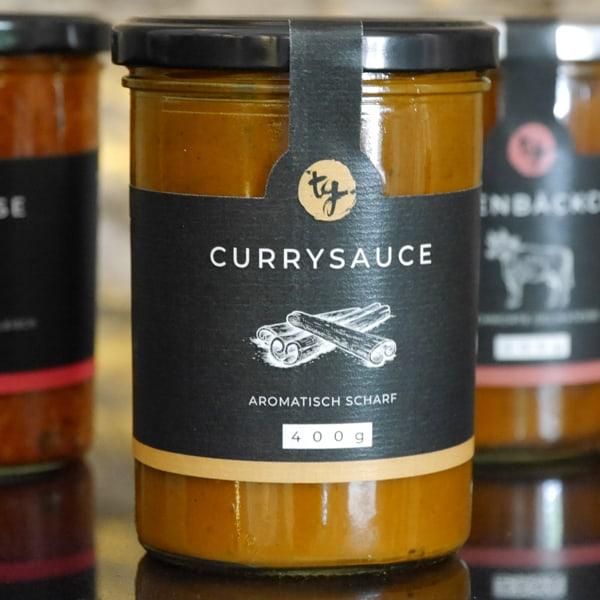 Currysauce von Torbens Gewürzbande